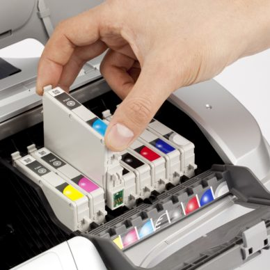 Eight colors printer ink